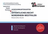 ASSEX Karteikarten Öffentliches Recht NRW - Materielles Recht