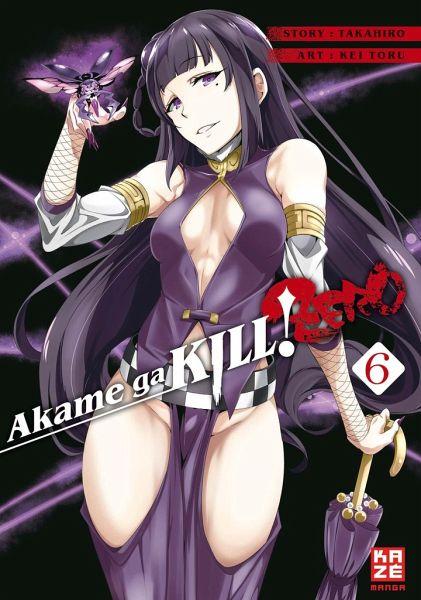 Buch-Reihe Akame ga KILL! ZERO