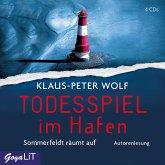 Todesspiel im Hafen / Dr. Sommerfeldt Bd.3 (4 Audio-CDs)