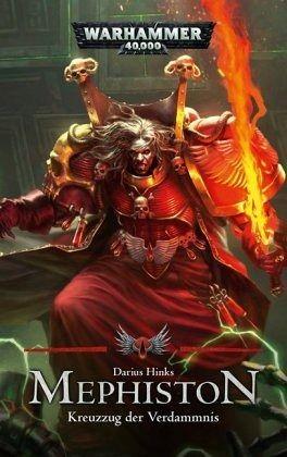 Buch-Reihe Warhammer 40.000 - Mephiston