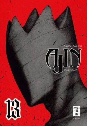 Buch-Reihe AJIN - Demi-Human