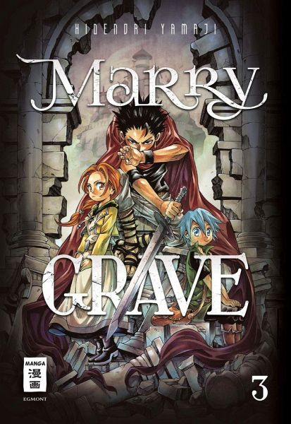 Buch-Reihe Marry Grave