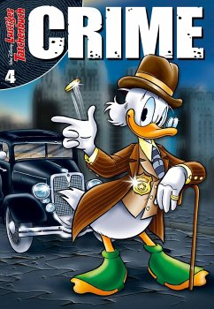 Lustiges Taschenbuch Crime Bd.4 - Disney, Walt