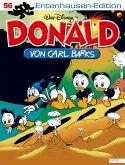 Disney: Entenhausen-Edition-Donald / Lustiges Taschenbuch Entenhausen-Edition Bd.56