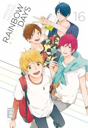 Buch-Reihe Rainbow Days