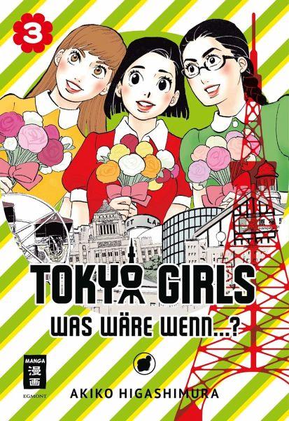 Buch-Reihe Tokyo Girls