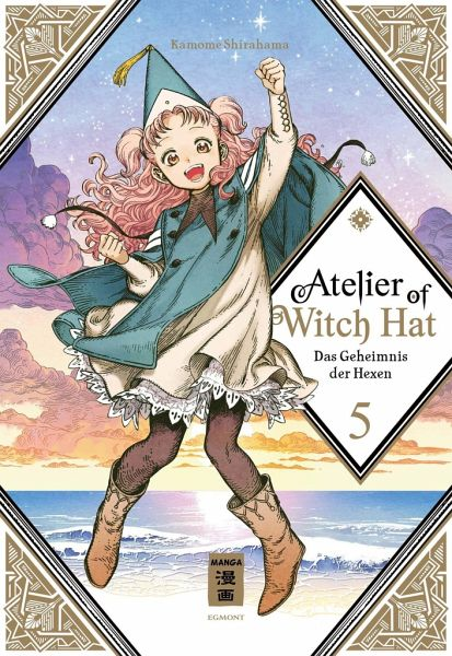 Buch-Reihe Atelier of Witch Hat