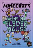 Nacht der Fledermäuse / Minecraft Erste Leseabenteuer Bd.2