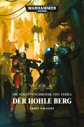 Buch-Reihe Warhammer 40.000 - Die Schattenchronik von Terra