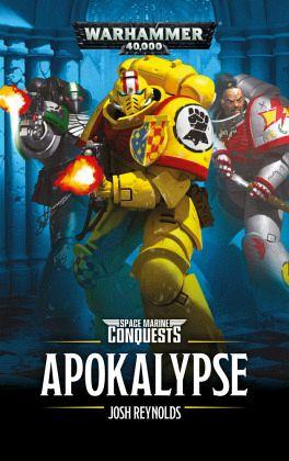Buch-Reihe Warhammer 40.000 - Space Marine Conquests