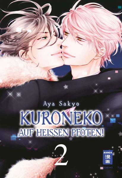 Buch-Reihe Kuroneko - Auf heißen Pfoten