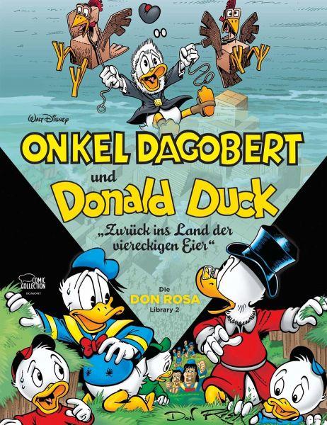 Buch-Reihe Onkel Dagobert und Donald Duck - Don Rosa Library