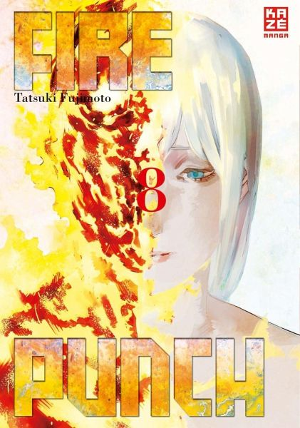 Buch-Reihe Fire Punch