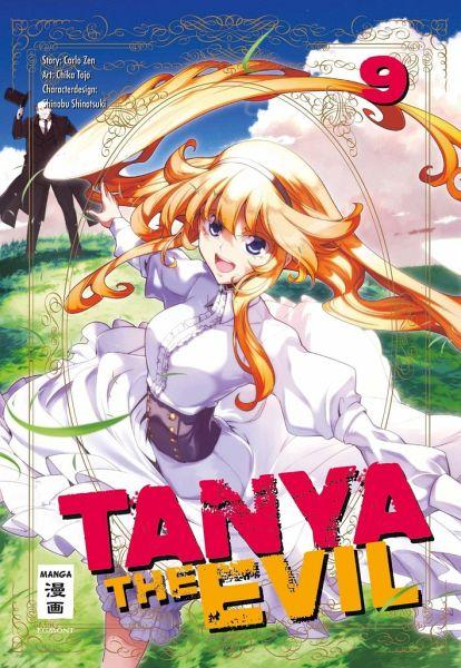 Buch-Reihe Tanya the Evil