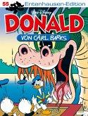 Disney: Entenhausen-Edition-Donald / Lustiges Taschenbuch Entenhausen-Edition Bd.55