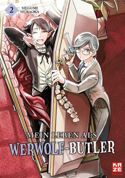 Buch-Reihe Mein Leben als Werwolf-Butler