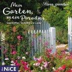 Mein Garten, mein Paradies, 1 Audio-CD