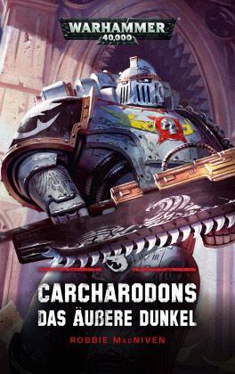 Buch-Reihe Warhammer 40.000 - Carcharodons