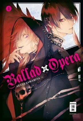 Buch-Reihe Ballad Opera