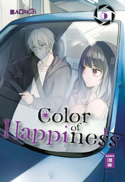 Buch-Reihe Color of Happiness