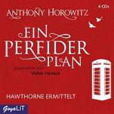Ein perfider Plan / Hawthorne ermittelt Bd.1 (4 Audio-CDs)