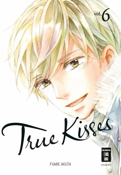 Buch-Reihe True Kisses