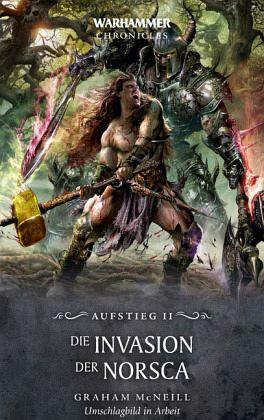 Buch-Reihe Warhammer Chronicles - Die Aufstieg-Trilogie