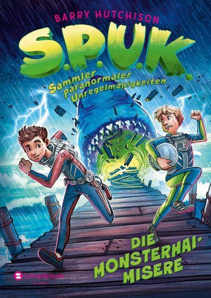 Buch-Reihe S.P.U.K. Sammler paranormaler Unregelmäßigkeiten