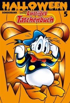 Lustiges Taschenbuch Halloween Bd.5 - Disney, Walt