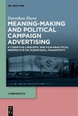 Meaning Making and Political Campaign Advertising (eBook, ePUB)