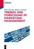 Trends und Forschung im Marketingmanagement (eBook, ePUB)