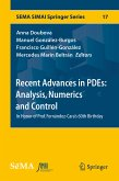 Recent Advances in PDEs: Analysis, Numerics and Control (eBook, PDF)