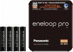 1x4 Panasonic Eneloop Pro Micro AAA 930 mAh Storage Case