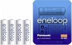 1x4 Panasonic Eneloop Mignon AA 1900 mAh Storage Case