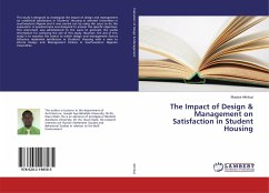 The Impact of Design & Management on Satisfaction in Student Housing