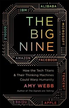 The Big Nine - Webb, Amy