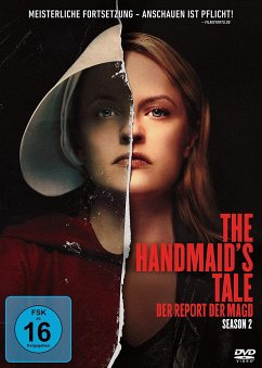 The Handmaid's Tale - Staffel 2 DVD-Box