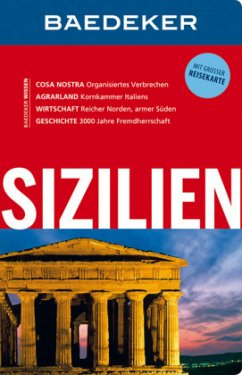 Baedeker Sizilien (Mängelexemplar) - Gärtner, Otto