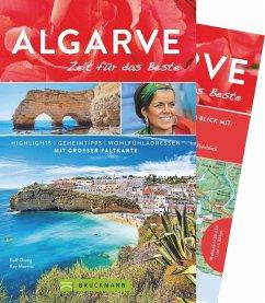 Algarve - Zeit für das Beste (Mängelexemplar) - Osang, Rolf; Maeritz, Kay