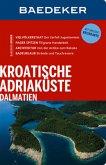Baedeker Reiseführer Kroatische Adriaküste, Dalmatien (Mängelexemplar)