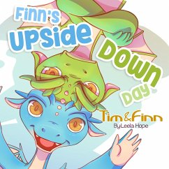 Finns Upside Down Day (Bedtime childrens books for kids, early readers)