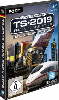 TS 2019 - TRAIN SIMULATION 32&64 BIT Edition
