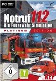 NOTRUF 112: Die Feuerwehr Simulation - Platinum Edition