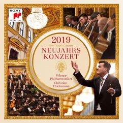 Neujahrskonzert 2019 - Thielemann,Christian/Wiener Philharmoniker