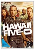 Hawaii Five-0 - Season 8 DVD-Box