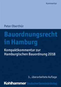 Bauordnungsrecht in Hamburg - Oberthür, Peter