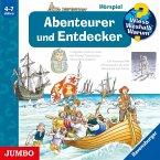 Abenteuer und Entdecker / Wieso? Weshalb? Warum? Bd.70 (1 Audio-CD)