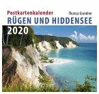Rügen/Hiddensee 2020 Postkartenkalender