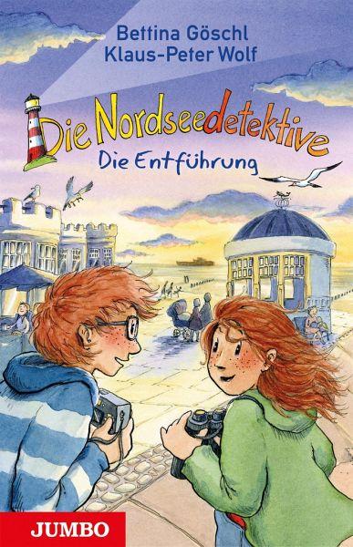 Buch-Reihe Die Nordseedetektive