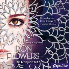 Die Kriegerinnen / Iron Flowers Bd.2 (4 Audio-CDs) - Banghart, Tracy